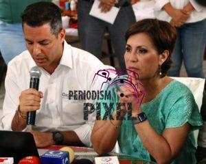 Anuncian Murat y Robles inicio de Censo en municipios afectados por sismo en Oaxaca