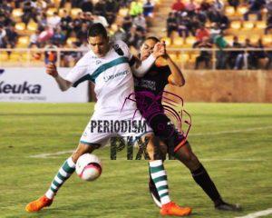 Atlético Zacatepec derrota a Alebrijes 2-0 en casa