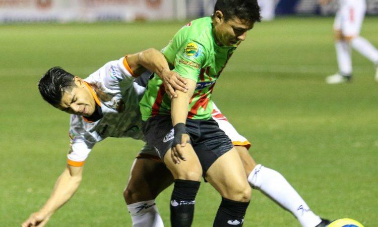 Alebrijes de Oaxaca cae 2 goles por 0 ante Tampico Madero; sin embargo aún es la mejor ofensiva del torneo