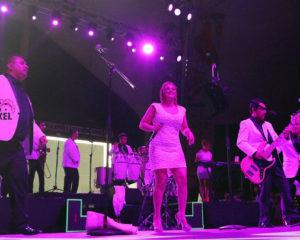"""Los Ángeles Azules"""" ofrecen 2 conciertos en el marco de las fiestas de julio en Oaxaca"""
