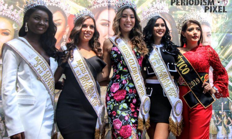 Oaxaca será sede de Miss Global en el 2020
